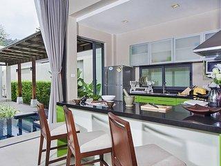 Baan Wana 8 | 2 Bed Villa with Private Pool in Central Phuket Location - Thalang vacation rentals