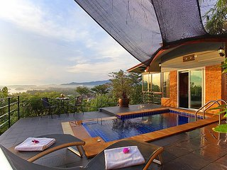 Krabi Sunset Hill Villa | 2 Bed Pool Villa in Ao Nang Krabi - Railay vacation rentals
