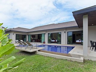 Tub Tim Villa | Classy 3 Bed Pool House in Nai Harn Phuket - Kathu vacation rentals