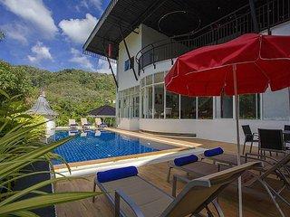 Big Buddha Hill Villa | 8 Bed Designer Holiday Pool Home in Phuket - Chalong vacation rentals