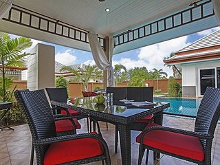 Countryside 3 bed with private pool - Na Chom Thian vacation rentals