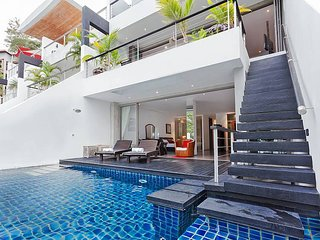 Seductive Sunset Villa Patong A7 | 3 Bed Pool Home in Patong Phuket - Kathu vacation rentals