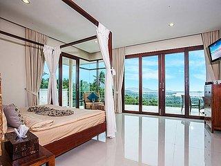 Baan Phu Kaew A5 | 3 Bed Pool Villa on The Hills in Samui - Ban Bang Makham vacation rentals