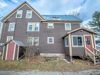 3000sqft 6BR 3BA 3K 1acre Privacy 4mins to skiing - Bartlett vacation rentals