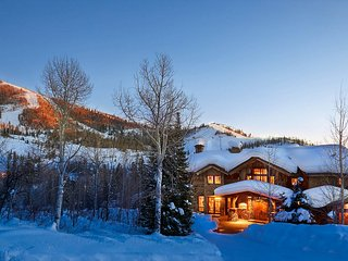 Sprawling Luxury Chalet in Steamboat Springs with Outdoor Jacuzzi - Steamboat Springs vacation rentals