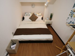 Uhome Tabata Youth House Double bed room-TN2F - Kita vacation rentals