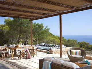 Stunning 4 Bedroom Villa in Formentera - El Pilar de la Mola vacation rentals