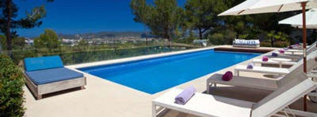 Extravagant 6 Bedroom Villa in Ibiza - Sant Josep De Sa Talaia vacation rentals