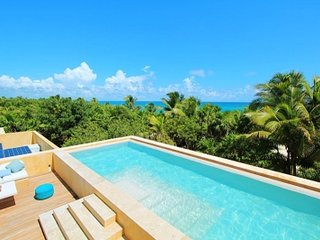 Lovely 4 bedroom Villa in Punta Allen - Punta Allen vacation rentals