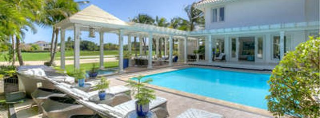 4 Bedroom Villa with Pool in Punta Cana - Image 1 - Punta Cana - rentals