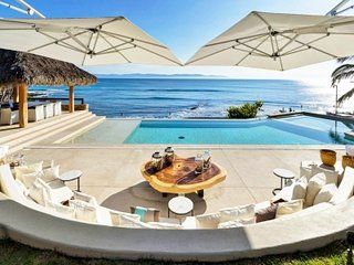 Gorgeous 5 Bedroom Villa in Punta Mita - Punta del Burro vacation rentals