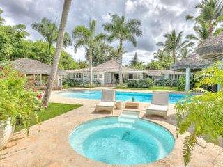 Tremendous 5 Bedroom Villa in Casa de Campo - La Romana vacation rentals