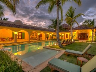 Sensational 4 Bedroom Villa in Arrecife - Punta Cana vacation rentals