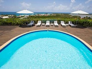 Spectacular 3+1 Bedroom Villa in Orient Bay - Orient Bay vacation rentals