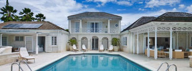 Charming 6 Bedroom Villa in Sandy Lane - Image 1 - Holder's Hill - rentals