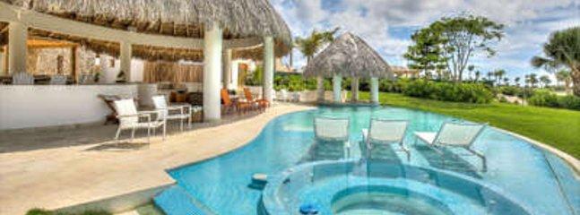 Delightful 6 Bedroom Villa in Cap Cana - Image 1 - Punta Cana - rentals