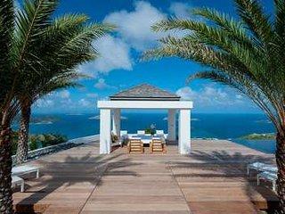 Wondrous 5 Bedroom Villa in Petite Saline - Petites Salines vacation rentals
