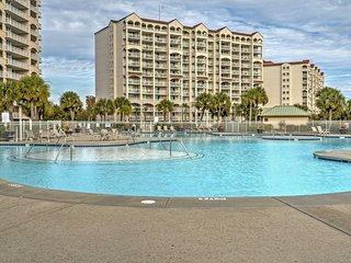 NEW! Lakefront 2BR North Myrtle Beach Condo w/Patio! - North Myrtle Beach vacation rentals