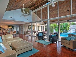 NEW! 5BR Pompano Beach House-Private Pool & Beach! - Pompano Beach vacation rentals