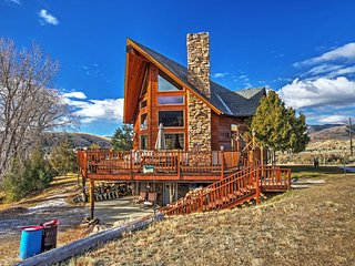 NEW! Spacious 3BR Alder House w/Mountain Views! - Alder vacation rentals
