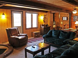 Located at Base of Powderhorn Mtn in the Western Upper Peninsula, A Cozy Home in an Intimate Wooded Setting - Bessemer vacation rentals