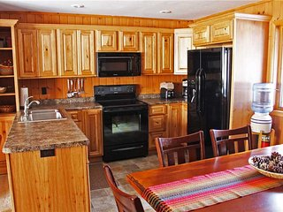 Located at Base of Powderhorn Mtn in the Western Upper Peninsula, A Warm Trailside Duplex with Gorgeous Kitchen, Dining & Living Room - Bessemer vacation rentals