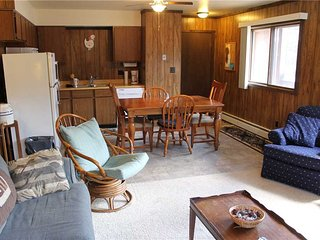 Located at Base of Powderhorn Mtn in the Western Upper Peninsula, A Quadruplex Home Across the Street From the Main Ski Lodge - Ironwood vacation rentals