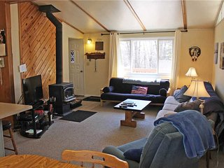 Located at Base of Powderhorn Mtn in the Western Upper Peninsula, Single Level Home Withing Walking Distance of Main Ski Lodge - Ironwood vacation rentals