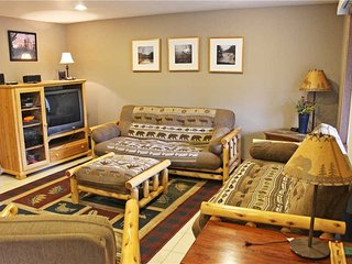 Located at Base of Powderhorn Mtn in the Western Upper Peninsula, A Comfortable Home with Unique Layout & Outdoor Hot Tub - Ironwood vacation rentals