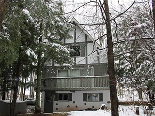 Located at Base of Powderhorn Mtn in the Western Upper Peninsula, A Charming & Spacious Home with a Large Rec Room - Ironwood vacation rentals