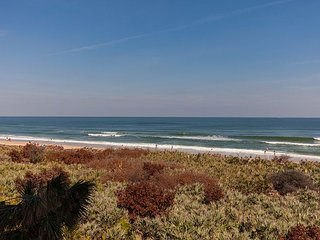 Remodeled 3rd floor direct oceanfront - Unit 834 close to the pools!!! - Palm Coast vacation rentals
