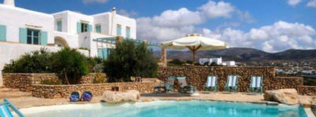 Sensational 4 Bedroom Villa in Paros - Image 1 - Aliki - rentals