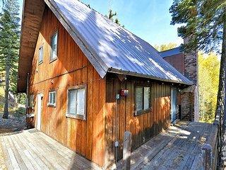 Alpine Meadows Mineral Spring Haven - 7 Night Minimum Over Holidays - Lake Tahoe vacation rentals