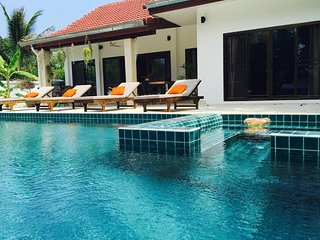 Villa 2BR - BIG Private Pool+Jacuzzi - Chaweng vacation rentals