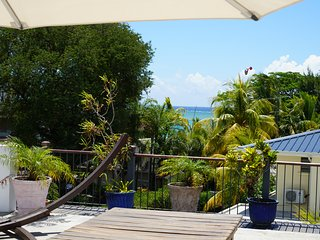 30 m to the beach - Spacious 3 bedroom appartment - Tamarin vacation rentals