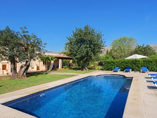CAN BANDERA SUNRISE GREAT DISCOUNT FROM JUNE - SEPTEMBER DON'T MISS OUT !! - Pollenca vacation rentals