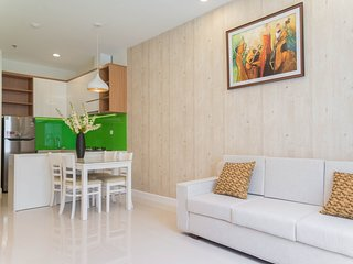 Green Kitchen in Downtown (2BR) - Ho Chi Minh City vacation rentals