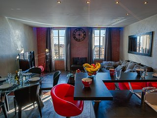 Luxueux Appartement Urban Loft - LRA Cannes 5* - Cannes vacation rentals