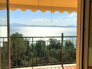 Seaview Apartment - a modern, 1-bedroom holiday home with magnificent sea views - 300m from the sea! - Nissaki vacation rentals