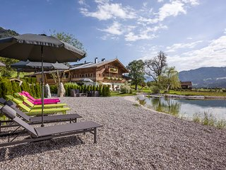 Narzenhof Luxusapartments am Bauernhof mit Badesee, Infrarotdusche und Sauna - Saint Johann in Tirol vacation rentals