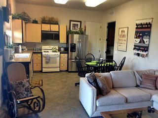 two bedroom furnished apartment - Saint George vacation rentals