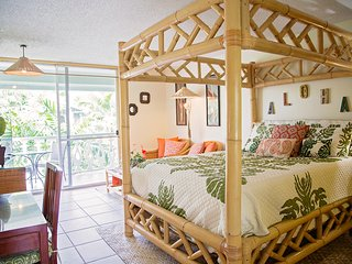 YOU WILL LOVE THIS STUDIO - REDECORATED WITH YOU IN MIND - Kailua-Kona vacation rentals