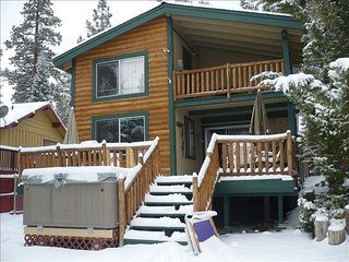 Bruins Den - Lakefront with Hot Tub - City of Big Bear Lake vacation rentals