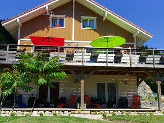 Cozy 2 bedroom Bed and Breakfast in Xonrupt-Longemer - Xonrupt-Longemer vacation rentals