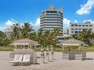 3 Room Art Deco Oceanfront Suite at Shelborne South Beach - Miami Beach vacation rentals
