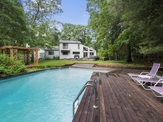 Perfect Hamptons Rental with Pool and Tennis - Bridgehampton vacation rentals
