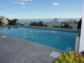 Spacious Villa in Mojacar with Internet Access, sleeps 8 - Mojacar vacation rentals