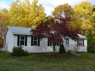 Birch Song Cottage at Bar Lake - Manistee vacation rentals