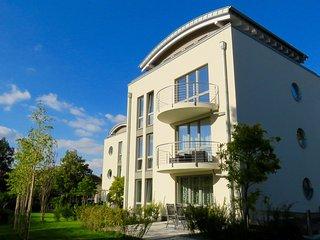 Apartment Monopol Garden- Luxus Ferienwohnung - Wernigerode vacation rentals