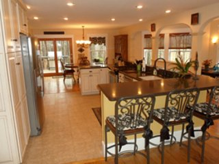 Nice House with Deck and Central Heating - Laurelville vacation rentals